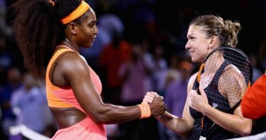 Simona Halep o înfruntă pe Serena Williams, la Australian Open