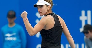 SIMONA HALEP şi-a consolidat prima poziţie în clasamentul WTA. Victorie la Shenzhen!