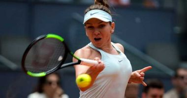 Simona Halep, victorie de senzaţie, la Madrid Open