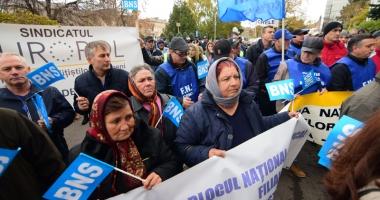 Sindicatele acuză haosul din negocierile salariale impuse de Guvernul Tudose