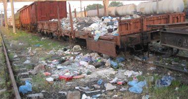 Sindicatele feroviare îi cer Guvernului să stopeze dezastrul Căilor Ferate Române