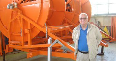Singurul producător român de instalații  de irigații a câștigat războiul cu importurile