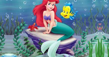 """""""Mica sirenă"""" vă invită  în fascinanta  lume marină"""