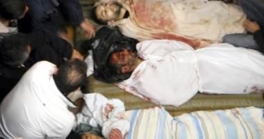 Măcel în Siria
