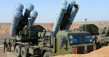 Sistemul de rachete ruseşti va ajunge în Turcia în cel mult zece zile