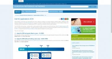 Ministerul Sănătății sprijină unitățile sanitare care doresc să se afilieze Rețelei Europene de Referință pentru boli rare