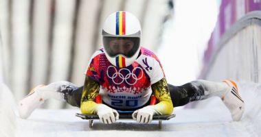 Dorin Velicu – locul 25, la skeleton. Aur pentru sud-coreeanul Yun Sung-bin