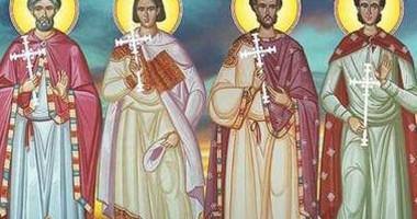 """Slujbă de hram la biserica """"Sfinţii patru martiri de la Niculiţel"""""""