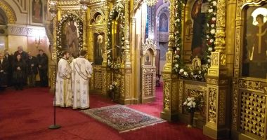 Slujbe şi clopote trase, la aniversarea Unirii Principatelor Române