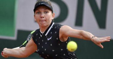 Simona Halep a reuşit cea mai frumoasă lovitură a lunii mai în circuitul WTA