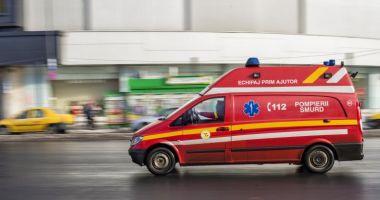 ACCIDENT RUTIER ÎN CONSTANŢA. Un copil A FOST LOVIT pe strada Avram Iancu