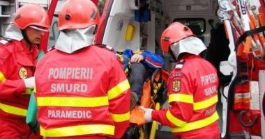 UPDATE / GRAV ACCIDENT RUTIER LA CONSTANŢA. UN COPIL A FOST LOVIT DE TIR