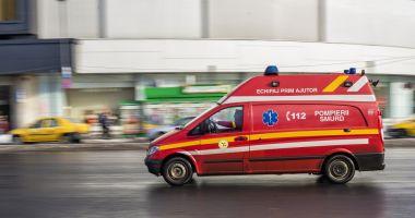 Un copil de 3 ani a fost lovit de tren, în gară