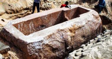Egipt / A fost identificat mormântul faraonului Sobekhotep I, vechi de 3.800 de ani
