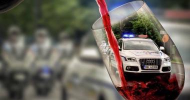Şoferul unei ambulanţe prins beat la volan, în Mangalia