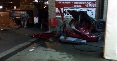 �OFERUL BMW-ULUI IMPLICAT �N TRAGEDIA RUTIER� DE LA CET RISC� �NCHISOAREA