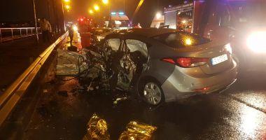 Şoferul vinovat de accidentul de la Ovidiu, reţinut pentru 24 de ore
