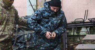 Marinarii ucraineni capturați de ruși au fost puși sub acuzare. Ucraina se pregătește de război