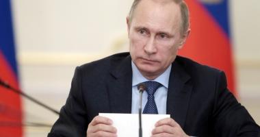 Soluţia paşnică! Putin cere să se pună capăt intimidării Coreii de Nord