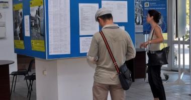 Constanţa, pe primul loc în ceea ce priveşte şomerii angajaţi
