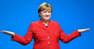 Sondaj: Angela Merkel, considerată cel mai competent candidat la postul de cancelar