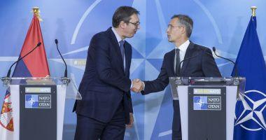 Sondaj în Serbia. 89% din cetăţeni sunt împotriva aderării la NATO
