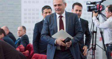 Liviu Dragnea, despre remaniere şi numirea noilor miniştri: Aşteptăm decizia Curţii Constituţionale, care e fundamentală