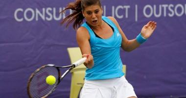 Sorana Cîrstea a ratat calificarea în turul trei la US Open