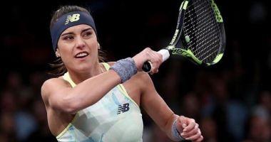 Sorana Cîrstea s-a retras din echipa de Fed Cup a României