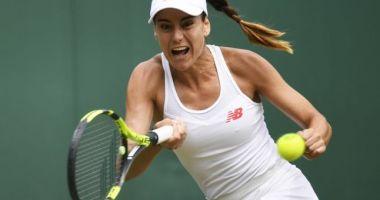 WTA Lugano: Sorana Cîrstea și Andreea Mitu, în semifinalele probei de dublu