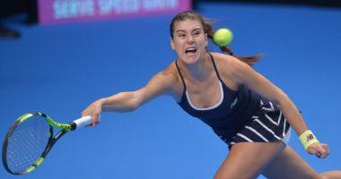Tenis / Sorana Cîrstea a fost eliminată în primul tur la Roland Garros