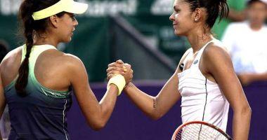 Tenis / Sorana Cîrstea și Andreea Mitu vor juca finala turneului de la Lugano cu perechea Veronika Kudermetova/Galina Voskoboeva