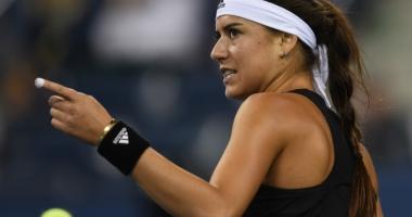 Tenis: Sorana Cîrstea, victorie importantă în fața Monicăi Puig, în primul tur la Miami Open