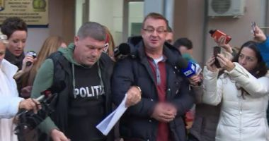 Sorin Blejnar a fost încarcerat la Penitenciarul Rahova