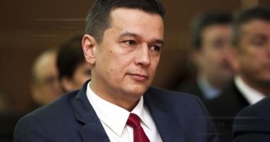Premierul Sorin Grindeanu a suferit o intervenţie medicală la Spitalul Militar