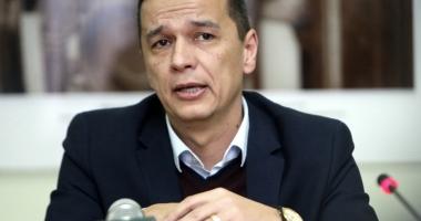 Sorin Grindeanu: Premierul Tudose mi-a propus o funcţie de ministru