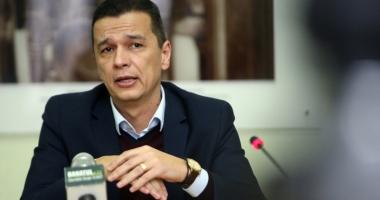 Sorin Grindeanu,  propus pentru  a prelua funcţia  de preşedinte  al ANCOM
