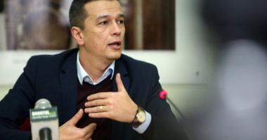 Sorin Grindeanu, propus la şefia ANCOM