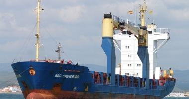 SOS de pe un cargou cu 14 ucraineni la bord