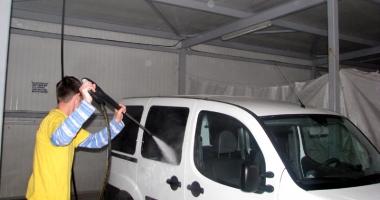 Spălătoriile auto, verificate de Inspectoratul de Muncă