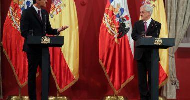 Spania şi Chile, pregătite să ajute Venezuela să iasă din criză