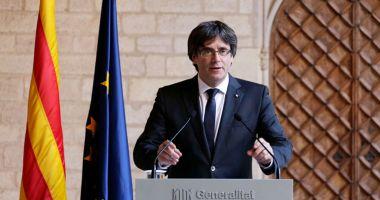 Spania: Justiția blochează învestirea lui Carles Puigdemont