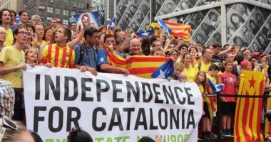 Spania: Rajoy anunţă suspendarea guvernului catalan şi alegeri  regionale în termen de şase luni