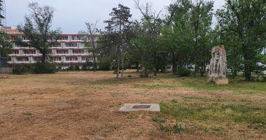Spațiile verzi din Mamaia, scoase la vânzare, salvate de la