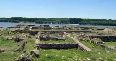Mobilizarea impresionantă de forţe, la Cetatea Capidava