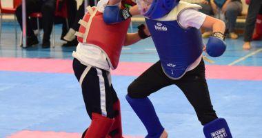 Spectacol total, la Naţionalele de Kung Fu
