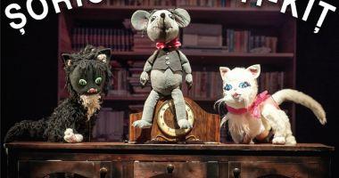Spectacolul Şoricelul Kiţi - Kiţ de la Teatrul de Copii a fost anulat