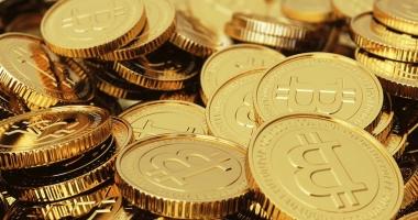 După o ascensiune rapidă, bitcoin se prăbuşeşte