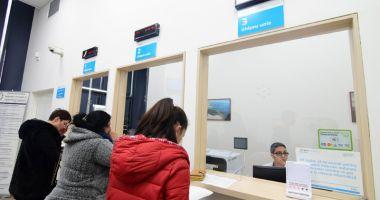 Program prelungit la agenţia fiscală din cartierul Palazu Mare