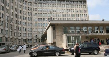 Renovarea Spitalului Judeţean va fi reluată anul viitor